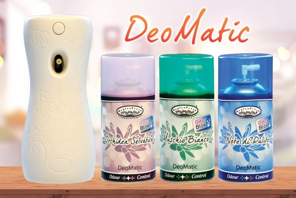 NEW DeoMatic - Automatic Diffuser