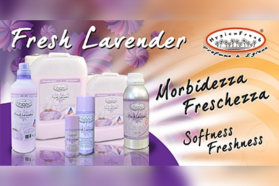 New Fresh Lavender Fragrance